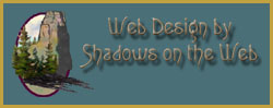 Shadows on the Web - web design